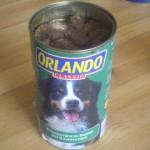 LIDL - Hundefutter Eigenmarke ORLANDO - 10 dag zu wenig Inhalt
