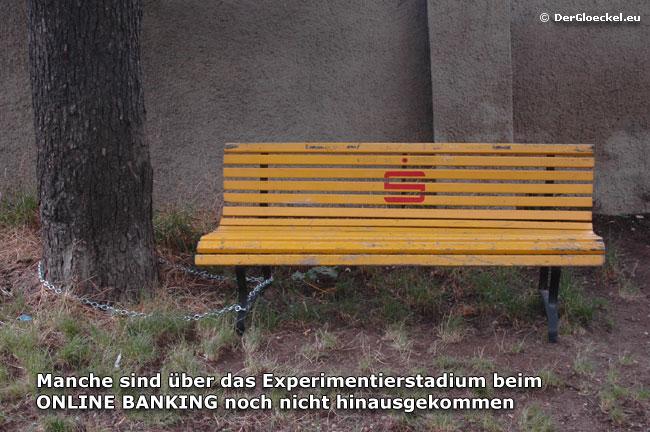 Online-Banking Sparkasse