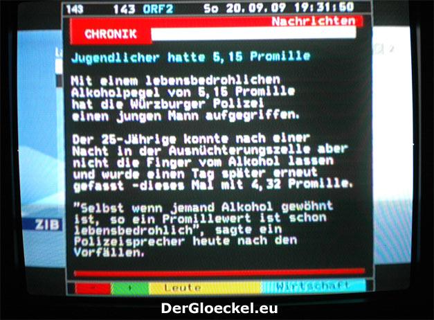Teletext ORF