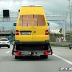 Huckepackverkehr bei der Österreichischen Post AG
