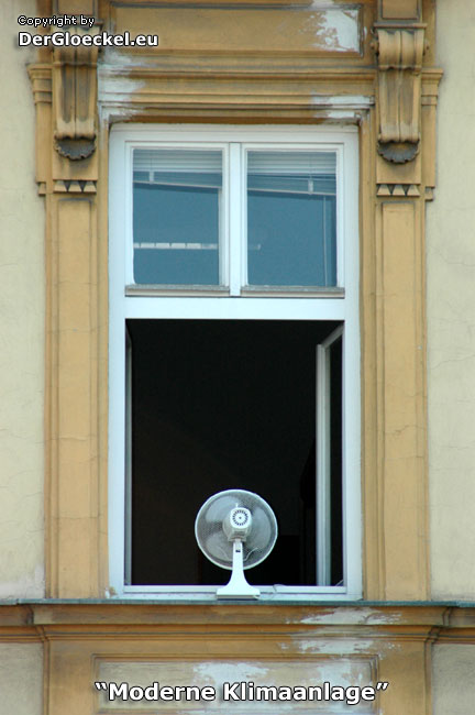 moderne Klimaanlage
