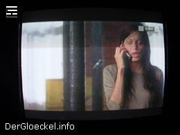 Während Angelina Jolie am Bildschirm zu sehen war, wurde sie zeitgleich auch als Besetzung für den folgenden Premierenfilm angekündigt