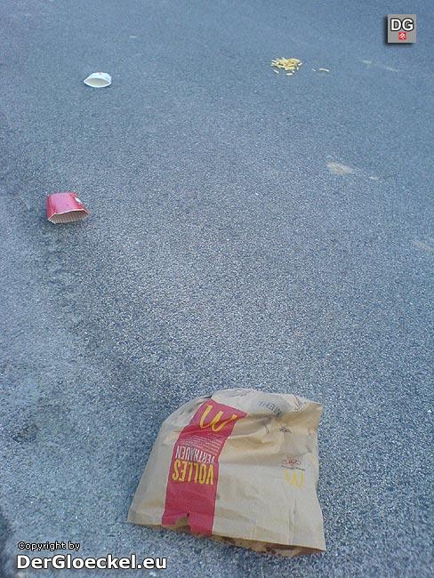 Dem McDonald´s Fast Food überdrüssig?