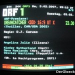 Teletextinformationen zur Premiere des ORF TAKING LIVES