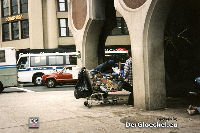 Armut in einer Weltmetropole