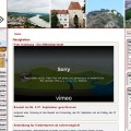 Website der Stadt Hainburg an der Donau | Screenshot: DerGloeckel.eu
