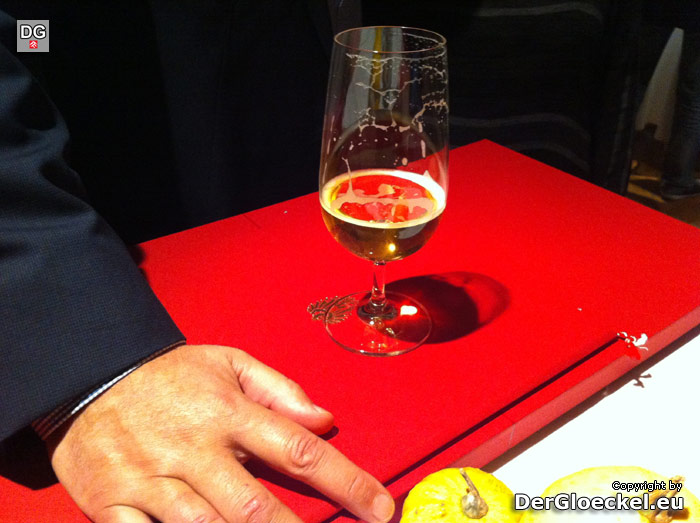 Der Staatspreis Werbung als Bierdeckel ... | Foto: DerGloeckel.eu